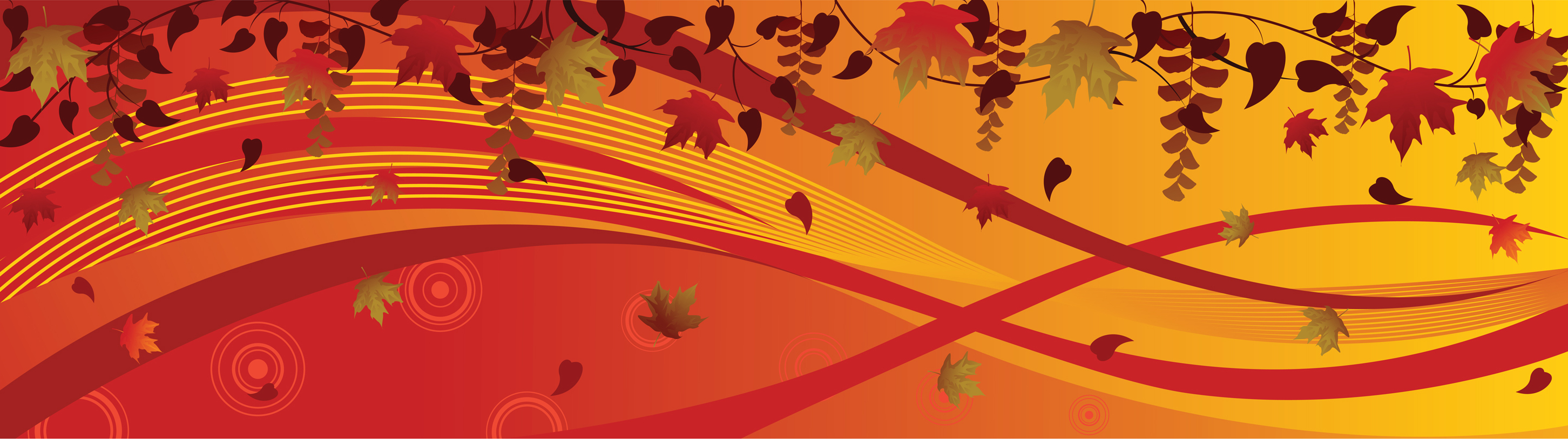 Celebrate someone special in your life by sending them these colorful autumn leaves.