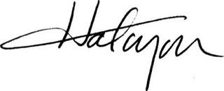 Halcyon Westall signature