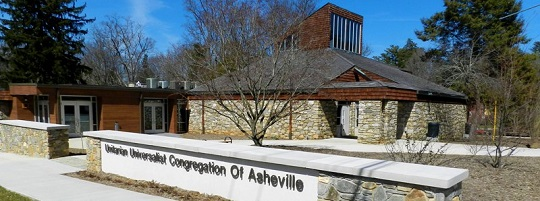 UU Fellowship Ashevillle NC