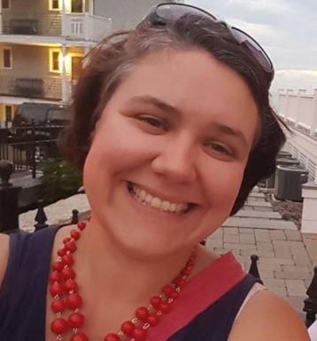 Headshot of Mae Patterson, Stewardship & Development Office Assistant