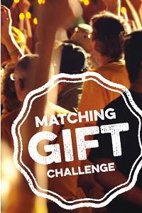 UUWorld Matching Gift Challenge